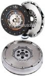 DUAL MASS FLYWHEEL DMF & COMPLETE CLUTCH KIT PEUGEOT 407 SW 1.6 HDI 110